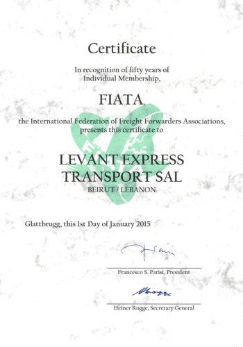 FIATA_50year_certificate_recog