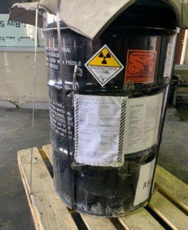 Radioactive Material Cargomaster